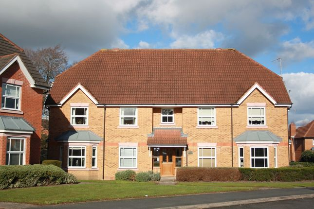 Thumbnail Flat to rent in Rosedale Close, Brockhill, Redditch