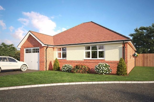 Thumbnail Detached bungalow for sale in Thatch Court, Garstang, Preston