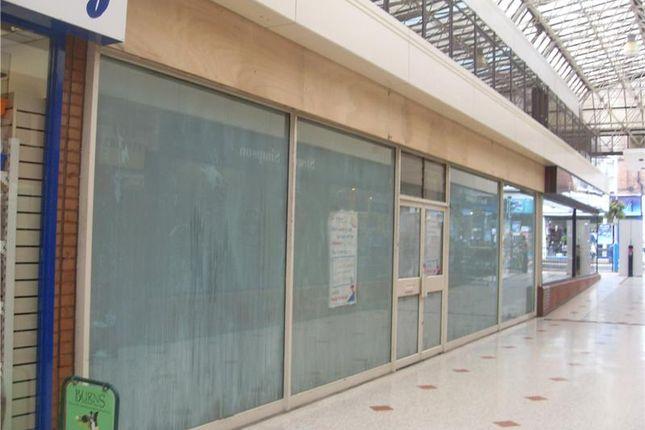 Thumbnail Retail premises to let in Angel Walk Shopping Centre, 2, Angel Walk, Tonbridge, Kent, UK