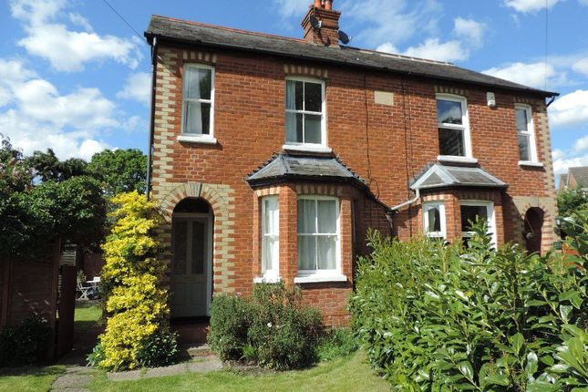Thumbnail Semi-detached house to rent in Murrells Lane, Camberley