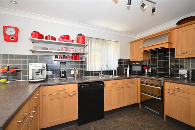 4 bed detached house for sale in Ward Road, Totland Bay, Isle Of Wight