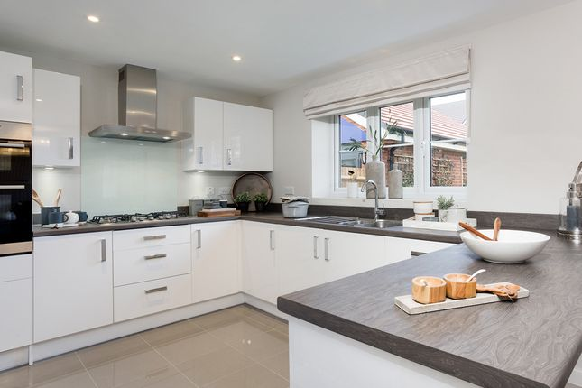 """Thumbnail Detached house for sale in """"The Cypress"""" at Haygate Road, Wellington, Telford"""