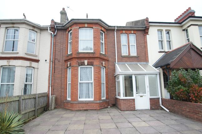 Thumbnail Terraced house for sale in Torquay Road, Paignton