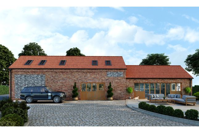 Thumbnail Barn conversion for sale in Church Lane, Pocklington