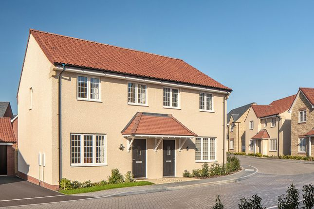 "3 bedroom semi-detached house for sale in ""The Studland"" at Primrose Drive, Thornbury, Bristol"
