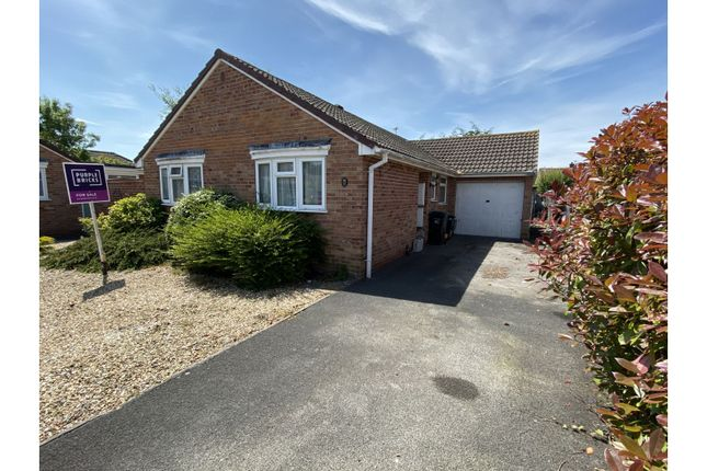 Thumbnail Detached bungalow for sale in Atyeo Close, Burnham-On-Sea