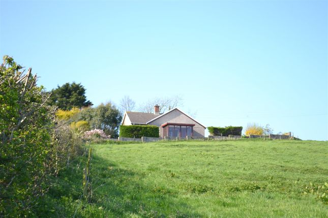 Thumbnail Detached bungalow for sale in Bude