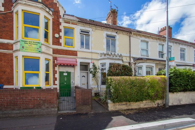 Thumbnail Terraced house to rent in Wyndham Crescent, Canton, Cardiff