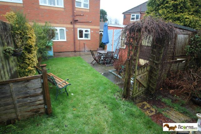 Rear Garden of Chester Road, West Bromwich B71
