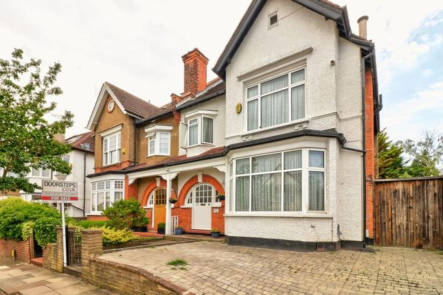 Thumbnail Semi-detached house for sale in Bedford Avenue, Barnet
