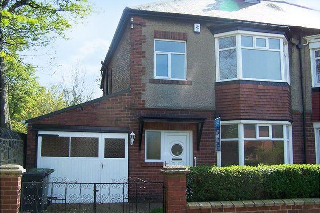 3 bed semi-detached house for sale in Cradock Avenue, Hebburn