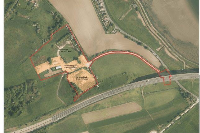 Thumbnail Land to let in Stevins, The Strand, Wherstead, Ipswich