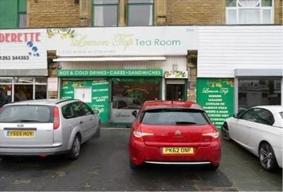 Retail premises to let in 34A Station Road, Blackpool, Lancashire
