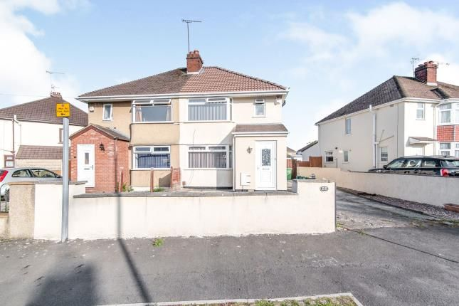 Thumbnail Semi-detached house for sale in Rodney Crescent, Filton, Bristol, South Gloucestershire