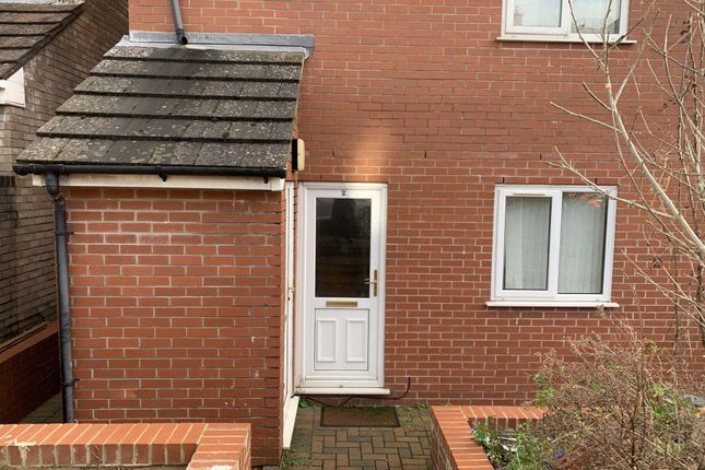 Thumbnail Flat to rent in Barry, Broadcourt, Off St Pauls Avenue
