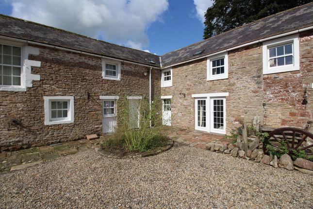 Thumbnail Detached house for sale in Barrock Park, Southwaite, Carlisle, Cumbria