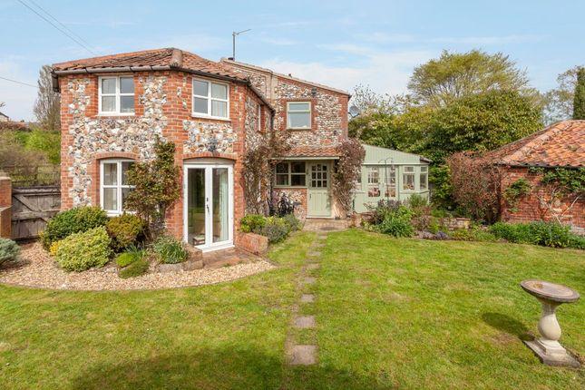 Thumbnail End terrace house for sale in Bailey Street, Castle Acre, King's Lynn