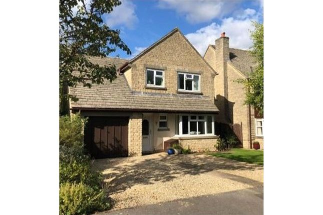 Thumbnail Detached house for sale in St Marys Drive, Fairford