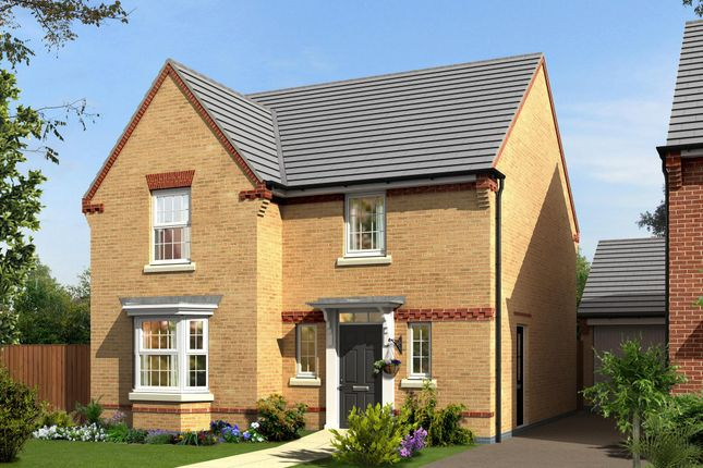 """Thumbnail Detached house for sale in """"Shenton"""" at Newport Road, St. Mellons, Cardiff"""