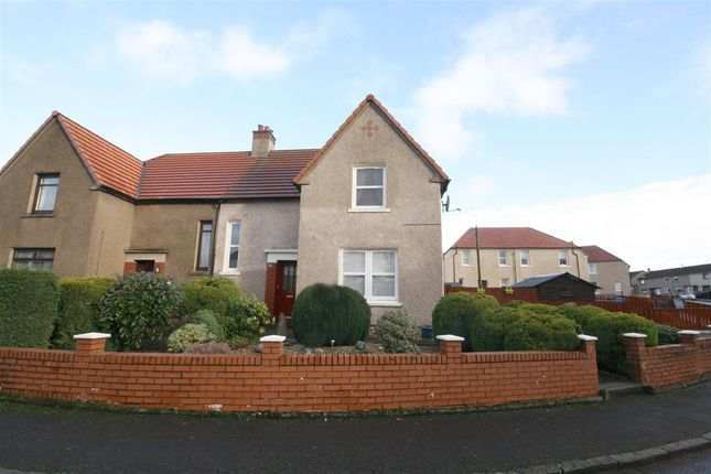 Semi-detached house for sale in Waverley Crescent, High Bonnybridge, Bonnybridge