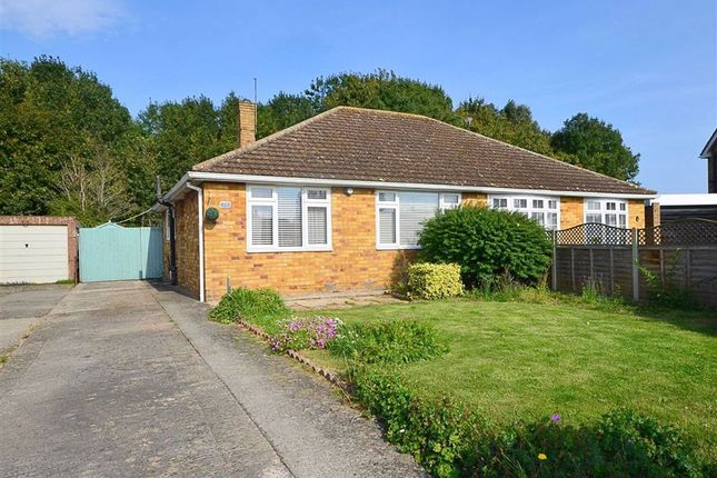 Thumbnail Bungalow for sale in Snowdon Gardens, Churchdown, Gloucester