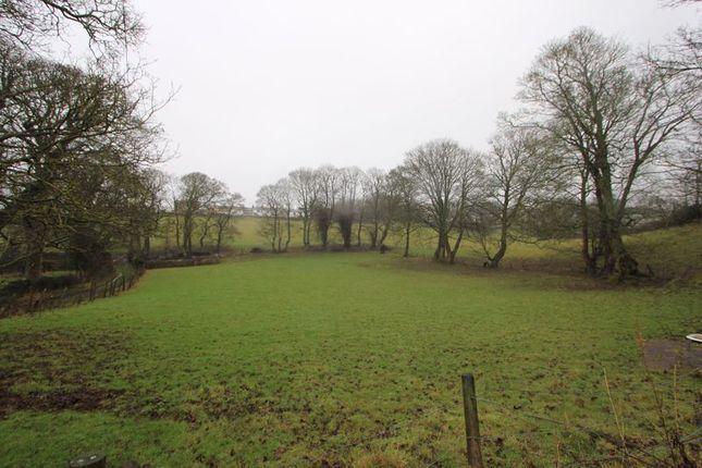 Land for sale in Tan Y Graig Road, Llysfaen, Colwyn Bay