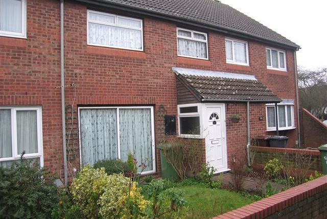 Thumbnail Terraced house to rent in Coral Close, Chadwell Heath, Romford