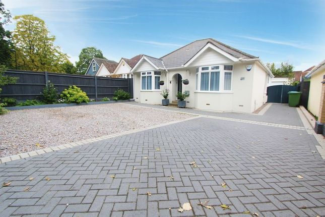 Thumbnail Detached bungalow for sale in Botley Road, Southampton
