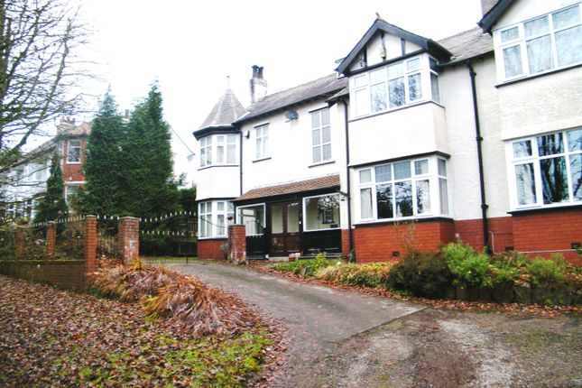 Thumbnail Semi-detached house for sale in Old Road, Stalybridge