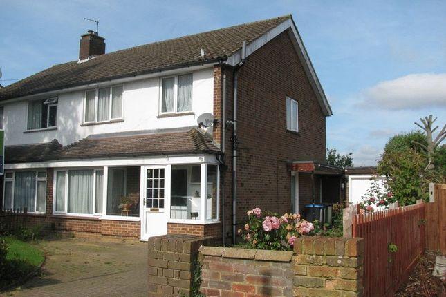 Thumbnail Semi-detached house to rent in Tile Kiln Lane, Hemel Hempstead