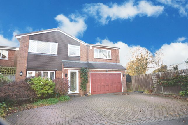 Thumbnail Detached house for sale in Micklehill Drive, Shirley, Solihull
