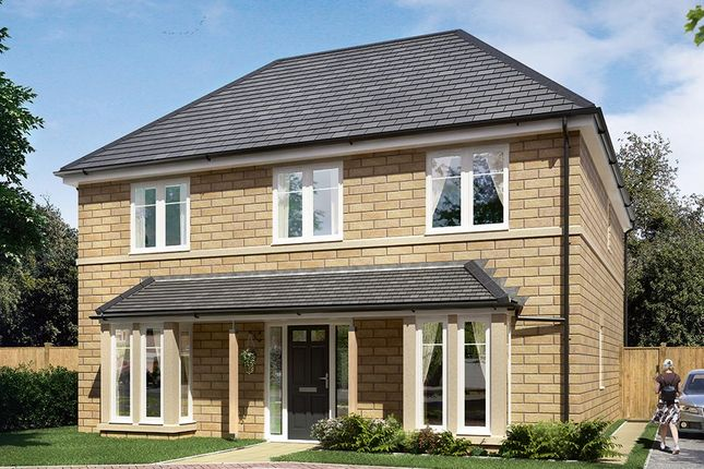 "Thumbnail Property for sale in ""The Pendlebury Showhome"" at Bar Lane, Wakefield"