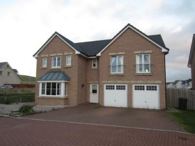 Thumbnail Detached house to rent in Keirhill Gardens, Westhill