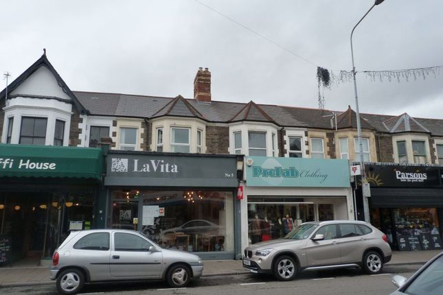 2 bed flat to rent in Darby Road, Tremorfa Industrial Estate, Tremorfa, Cardiff CF24
