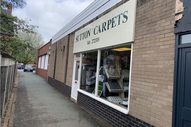 Thumbnail Retail premises to let in Unit 8, Sutton Farm Shopping Centre, Tilstock Crescent, Shrewsbury