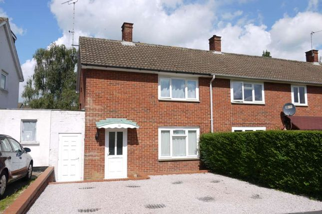 Thumbnail End terrace house to rent in South Lynn Crescent, Bracknell