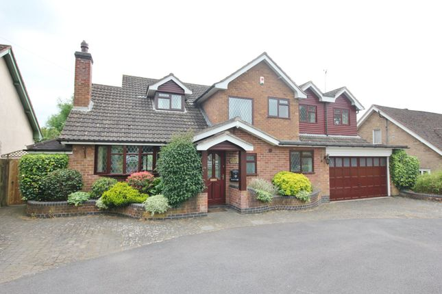 Thumbnail Detached house to rent in Grange Lane, Thurnby, Leicester