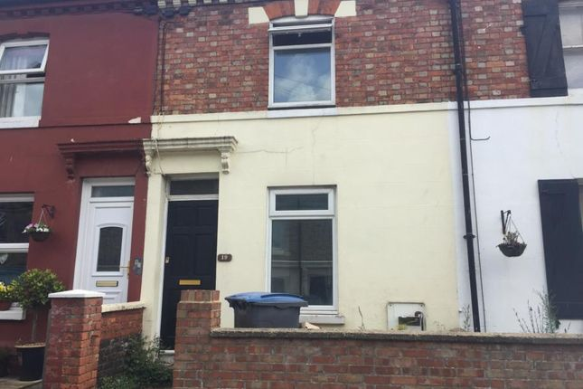 Thumbnail Terraced house to rent in Clarendon Place, Dover