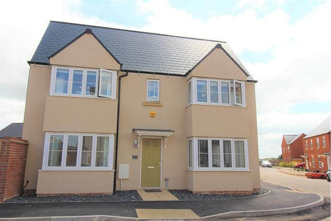 Thumbnail Link-detached house for sale in Songthrush Road, Bodicote, Banbury