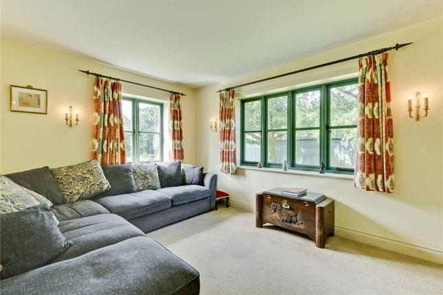 Family Room of Headley Mill Farm, Standford Lane, Standford, Hampshire GU35
