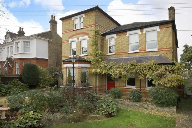 Thumbnail Detached house for sale in Church Rise, Forest Hill