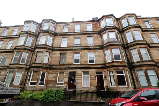 Thumbnail Flat for sale in 44 Roslea Drive, Glasgow