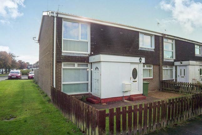 Thumbnail Flat to rent in Wedder Law, Cramlington