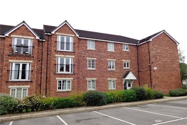Thumbnail Flat to rent in New Forest Way, New Forest Village, Leeds