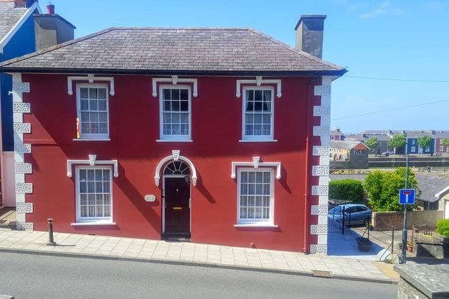 Thumbnail Town house for sale in Belle Vue Gardens, Aberaeron