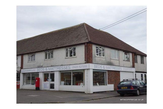 Thumbnail Retail premises to let in 1 The Parade, New Milton