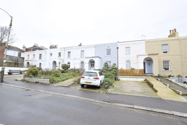 Thumbnail Terraced house to rent in Norman Road, St. Leonards-On-Sea