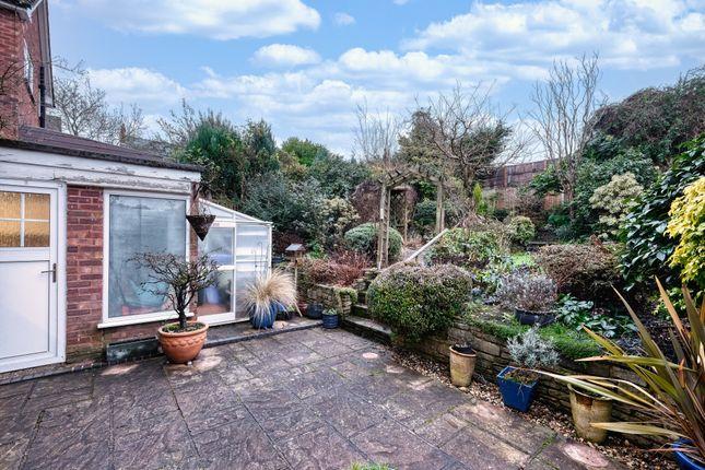Garden of Ivor Road, Southcrest, Redditch B97