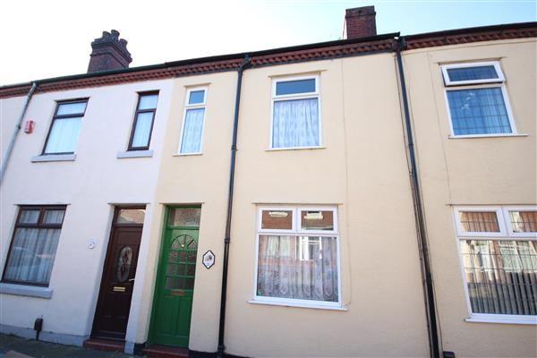 Thumbnail Terraced house to rent in Masterson Street, Fenton, Stoke-On-Trent