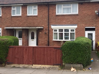 Thumbnail Terraced house to rent in Grantley Avenue, Middlesbrough